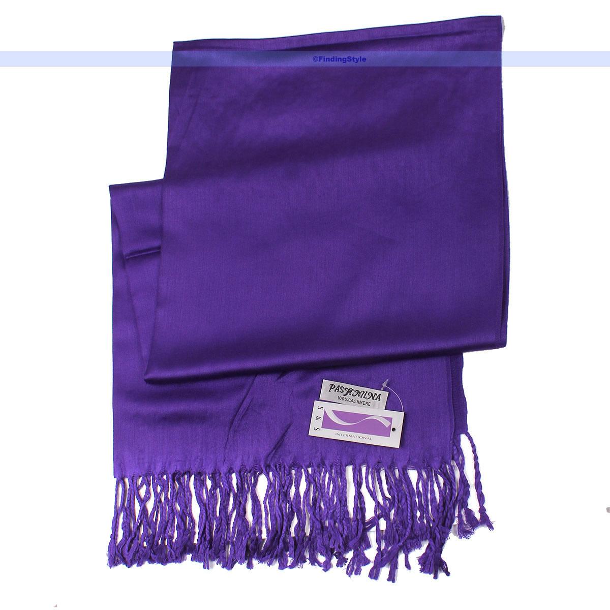 Fashion Cashmere/Pashmina Scarf/Shawl Solid Scarves Wrap